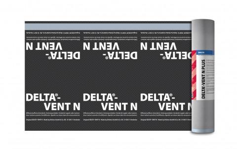 диффузионная мембрана delta-vent n plus