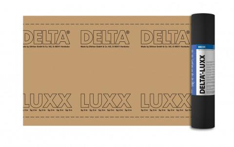 армированная пароизоляционная плёнка delta-luxx