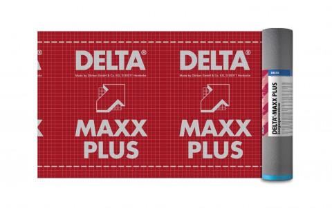 диффузионная мембрана delta®-maxx plus