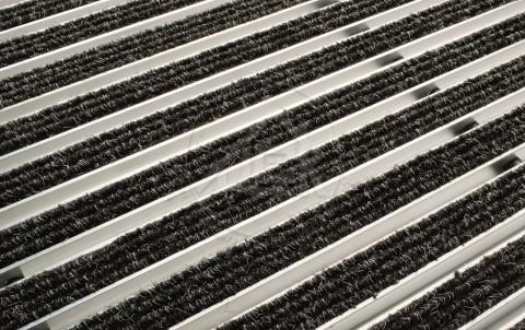 Решетка алюминиевая с войлоком для поддона ACO Vario 60х40 см