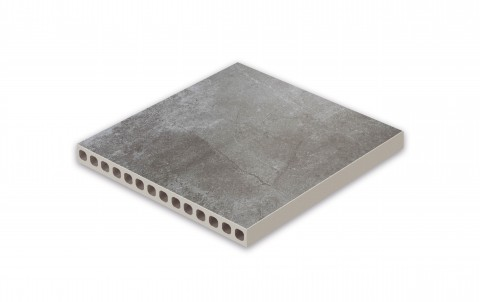 Террасная напольная плитка STROEHER Terio Tec  S710 crio, размер 394x394x35