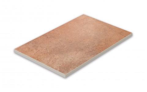 Террасная напольная плитка STROEHER Terio Tec  S755 camaro, размер 594x394x20