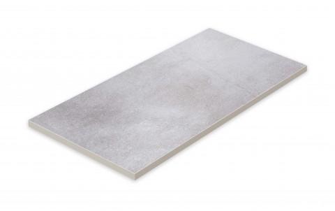 Террасная напольная плитка STROEHER Terio Tec X Profile  705 beton, размер 794x394x20