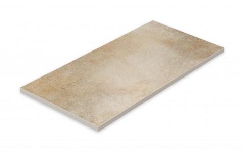 Террасная напольная плитка STROEHER Terio Tec X Profile  727 pinar, размер 794x394x20