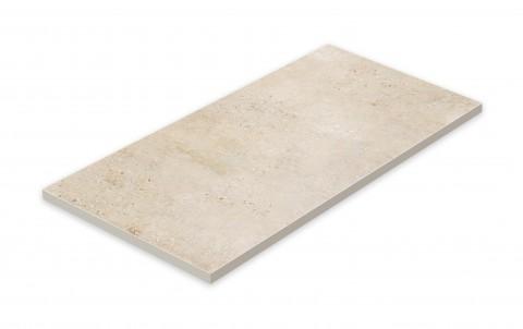 Террасная напольная плитка STROEHER Gravel Blend  960 beige, размер 794x394x20