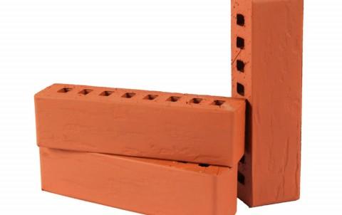 Облицовочный кирпич LODE Vecais Janka поверхность ретро, формат 0,5 NF красный