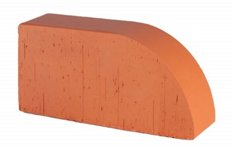 Фигурный кирпич LODE Janka F 17 250x120x65 красный