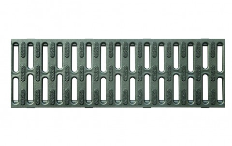 Решетка водоприемная ACO Hexaline композитная 1 м