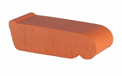 Подоконник маленький Janka LODE 225x60x88 красный