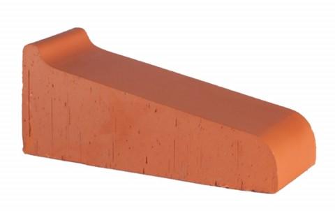 Подоконник большой Janka LODE 290x115x88 красный