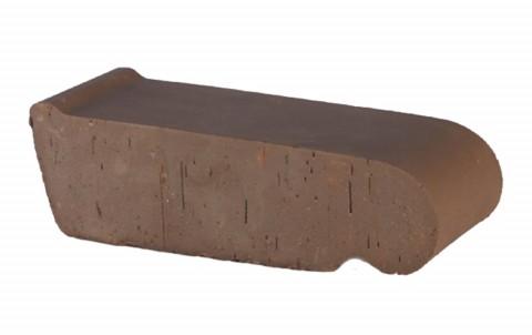Подоконник маленький Brunis LODE 225x60x88 коричневый