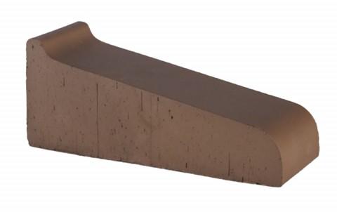 Подоконник большой Brunis LODE 290x115x88 коричневый