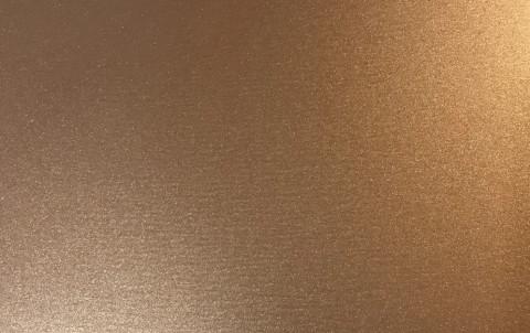Фальцевая кровля Alunova алюминиевая лента, Gloss+, медная классика, цвет 0134S