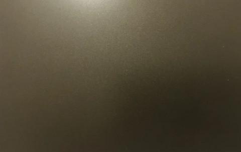 Фальцевая кровля Alunova алюминиевая лента, Gloss+, тёмная бронза, цвет Dark Bronze