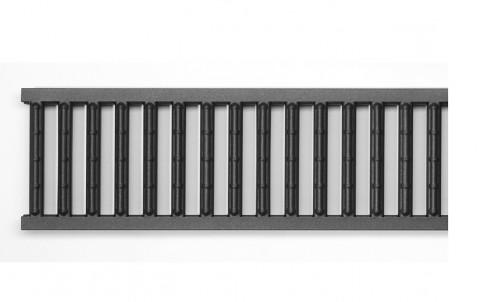 Решетка водоприемная ACO Hexaline чугунная 0,5 м