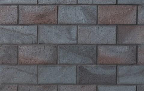 Тротуарная плитка STROEHER SPALTKLINKER, 240x115, цвет 336 metallic schwarz