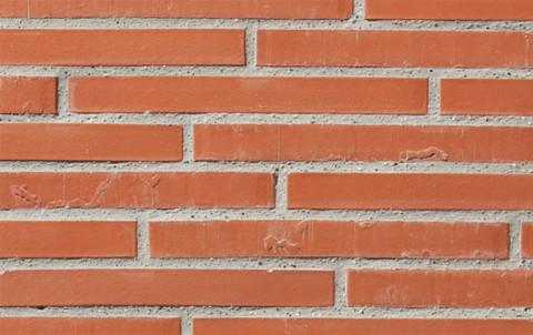 Кирпич ригель формата GIMA Bari красный 290х115х40