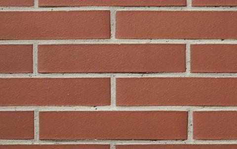 Кирпич ригель формата GIMA Bologna красно-коричневый 330х115х40