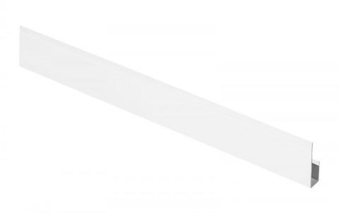 G-планка AQUASYSTEM, L=2 м.п., покрытие PE, цвет RR20
