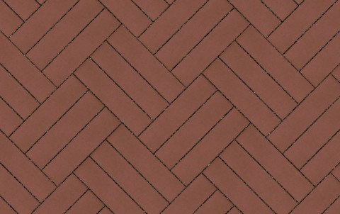 Клинкерная брусчатка LODE Brunis 250x45x65 коричневый