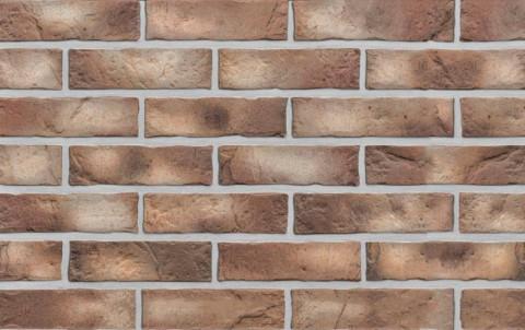Клинкерный кирпич Roben Hastings 240x115x71, пустотелый