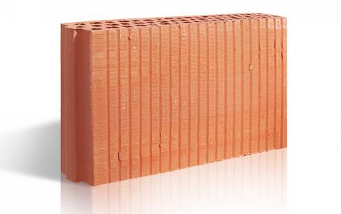 Поризованный керамический блок ЛСР перегородочный 4,58 NF