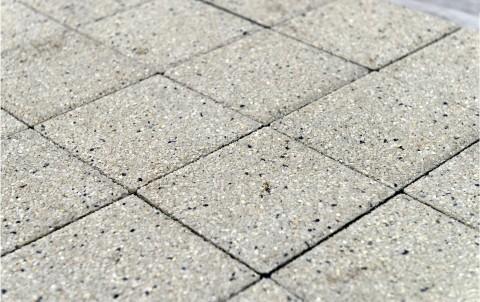 Тротуарная плитка BRAER Лувр, гранит, h= 60
