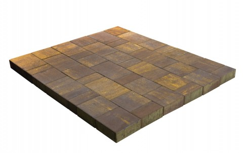 Тротуарная плитка BRAER Старый город Ландхаус, мускат, h= 60