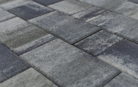 Тротуарная плитка BRAER Старый город Ландхаус, Вечер, h= 60