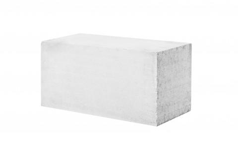 Газосиликатный стеновой блок ЕвроБлок D600 600x300x300