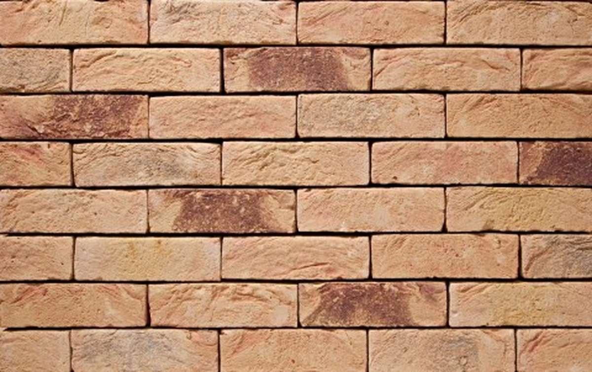 Фасадная плитка ручной формовки vandersanden  28. Mosa, WF рядовая