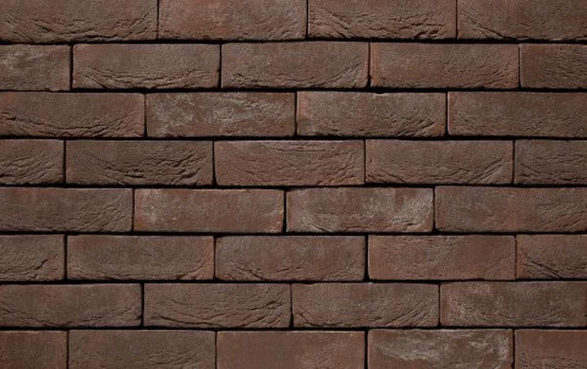 Фасадная плитка ручной формовки vandersanden  9. Java, М50 рядовая