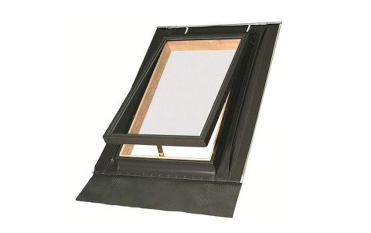 Мансардное окно для нежилых чердаков FAKRO WLI 86x87