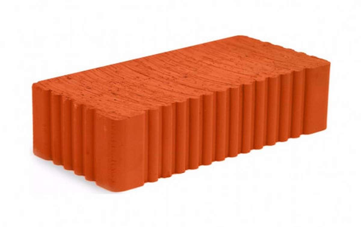 Рядовой кирпич МСТЕРА полнотелый красный 1НФ М-150
