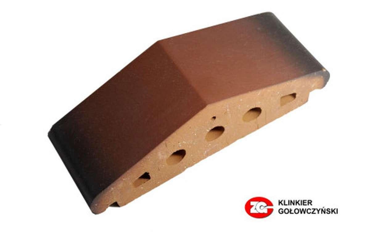 Профильный кирпич ZG, 170x110x65, ольха