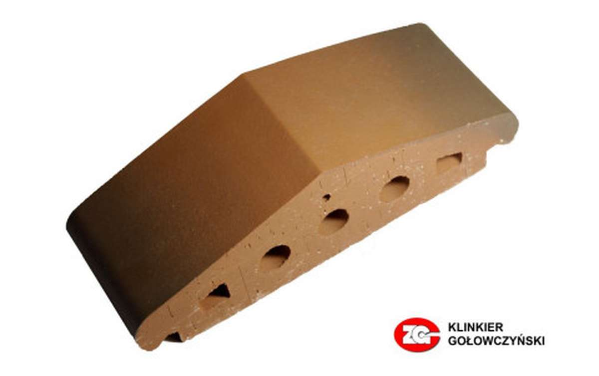 Профильный кирпич ZG, 310x110x90, дуб