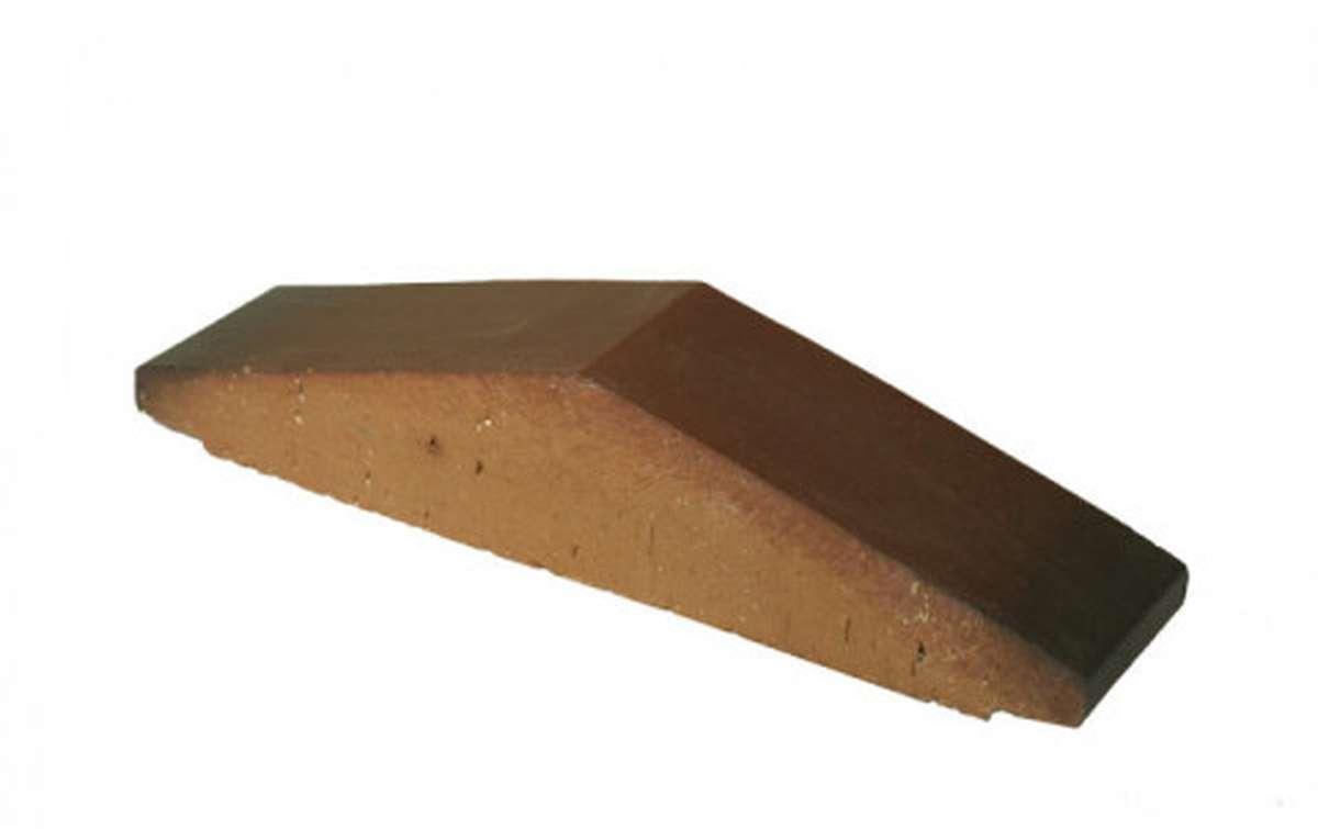 Профильный кирпич ZG, 295x65x60, коричневый