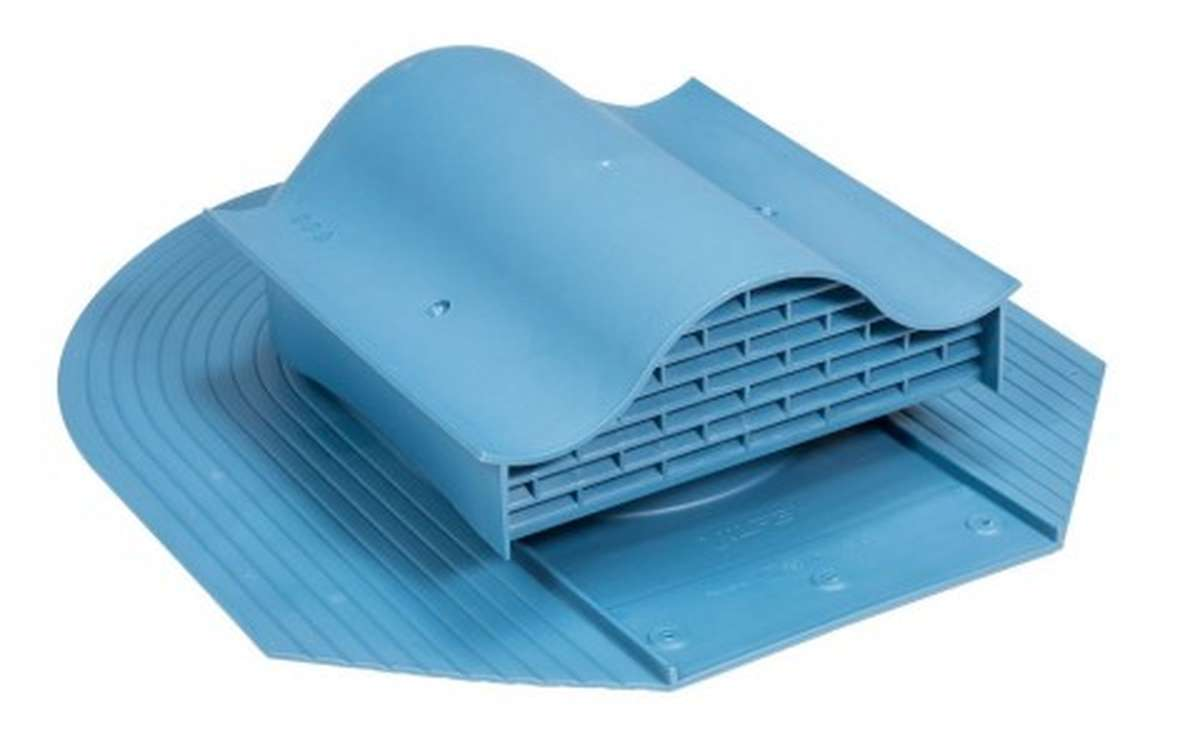 Вентилятор скатный VILPE Huopa KTV без адаптера, синий