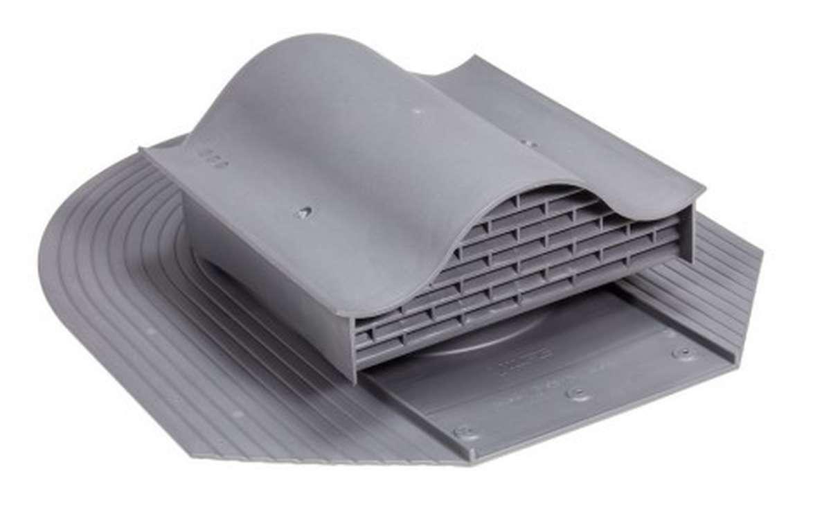 Вентилятор скатный VILPE Huopa KTV без адаптера, серый