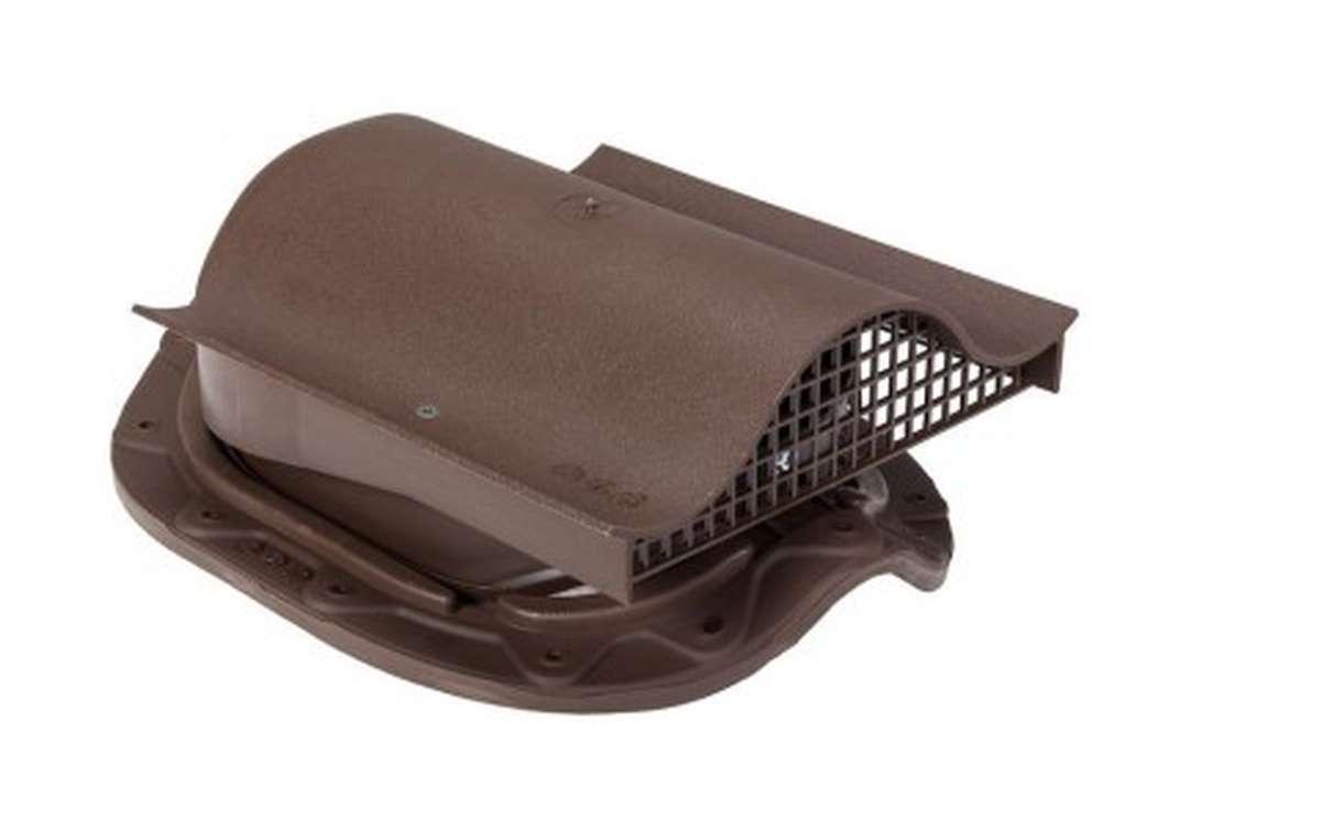 Вентилятор скатный VILPE Muotokate KTV без адаптера, коричневый