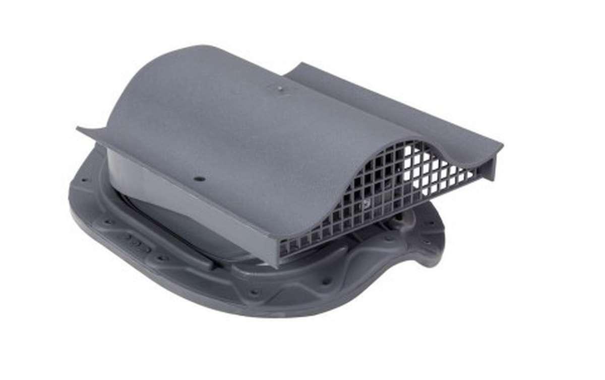Вентилятор скатный VILPE Muotokate KTV без адаптера, серый