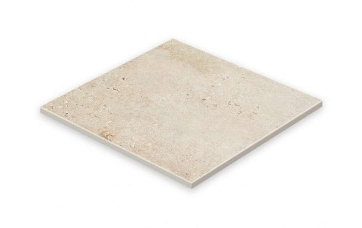 Клинкерная плитка STROEHER, E960 beige, серия GRAVEL BLEND, размер 294x294x10