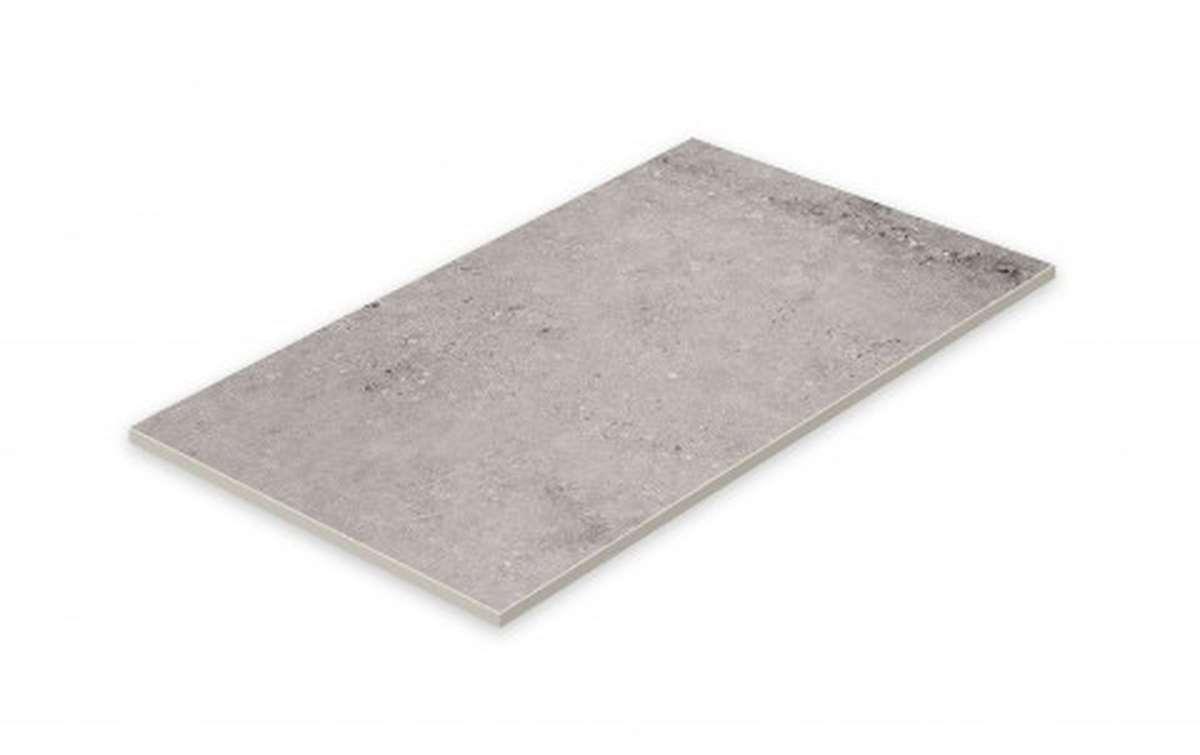 Клинкерная плитка STROEHER, E962 grey, серия GRAVEL BLEND, размер 594x294x10