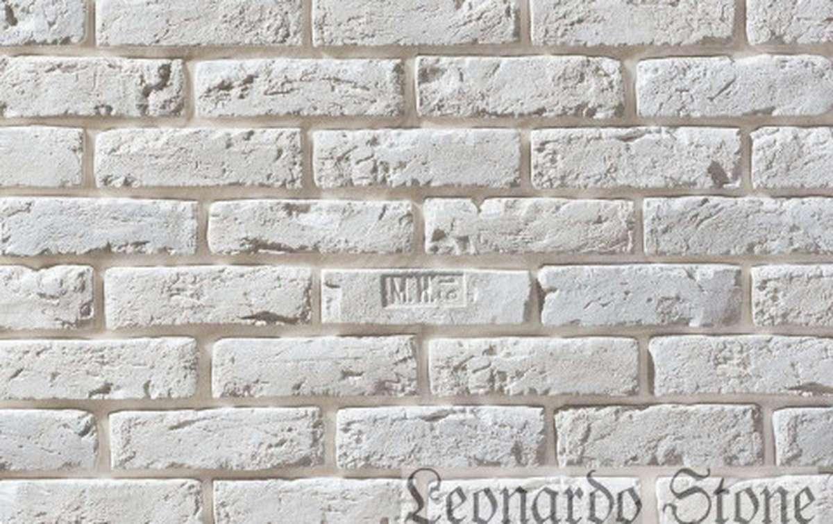 Фасадная плитка Leonardo Stone декоративный кирпич Орлеан 100