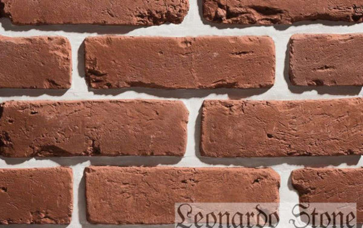 Фасадная плитка Leonardo Stone декоративный кирпич Орлеан 441