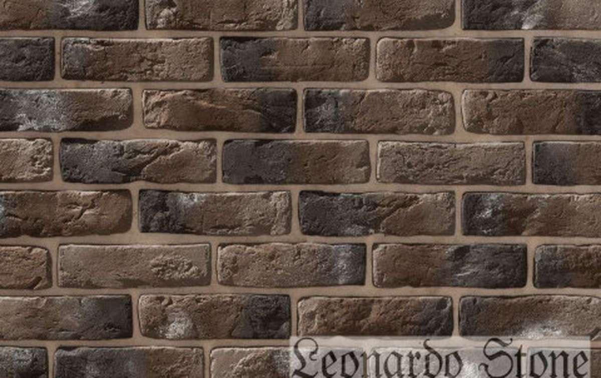 Фасадная плитка Leonardo Stone декоративный кирпич Орлеан 465