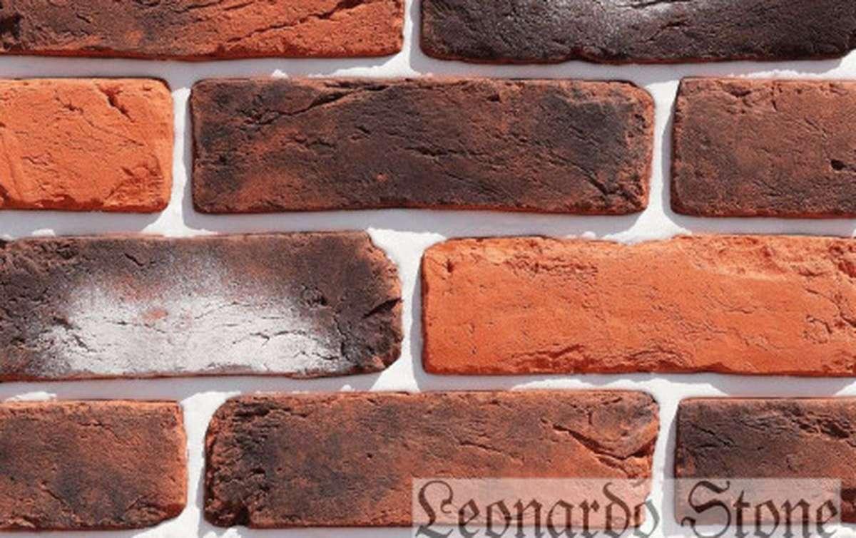 Фасадная плитка Leonardo Stone декоративный кирпич Орлеан 480