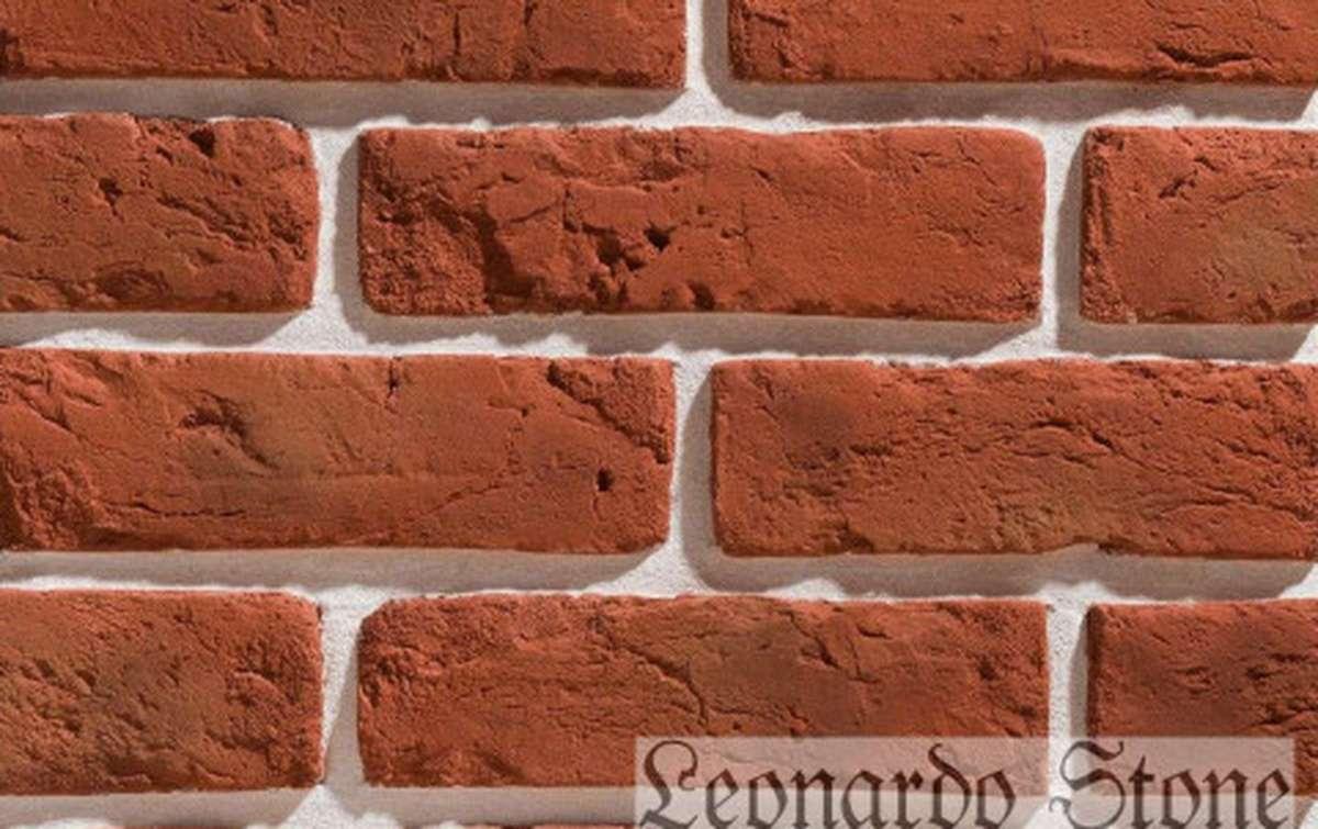 Фасадная плитка Leonardo Stone декоративный кирпич Орлеан 776