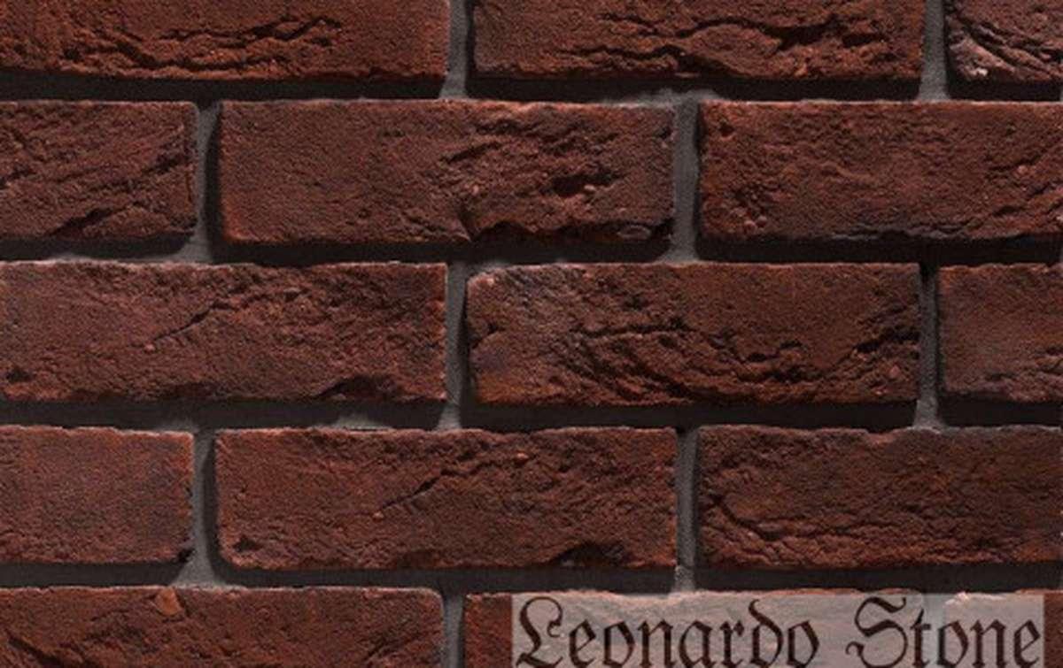 Фасадная плитка Leonardo Stone декоративный кирпич Орли 774