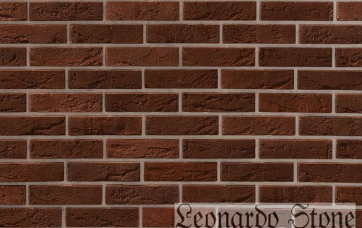 Фасадная плитка Leonardo Stone декоративный кирпич Париж-2 747